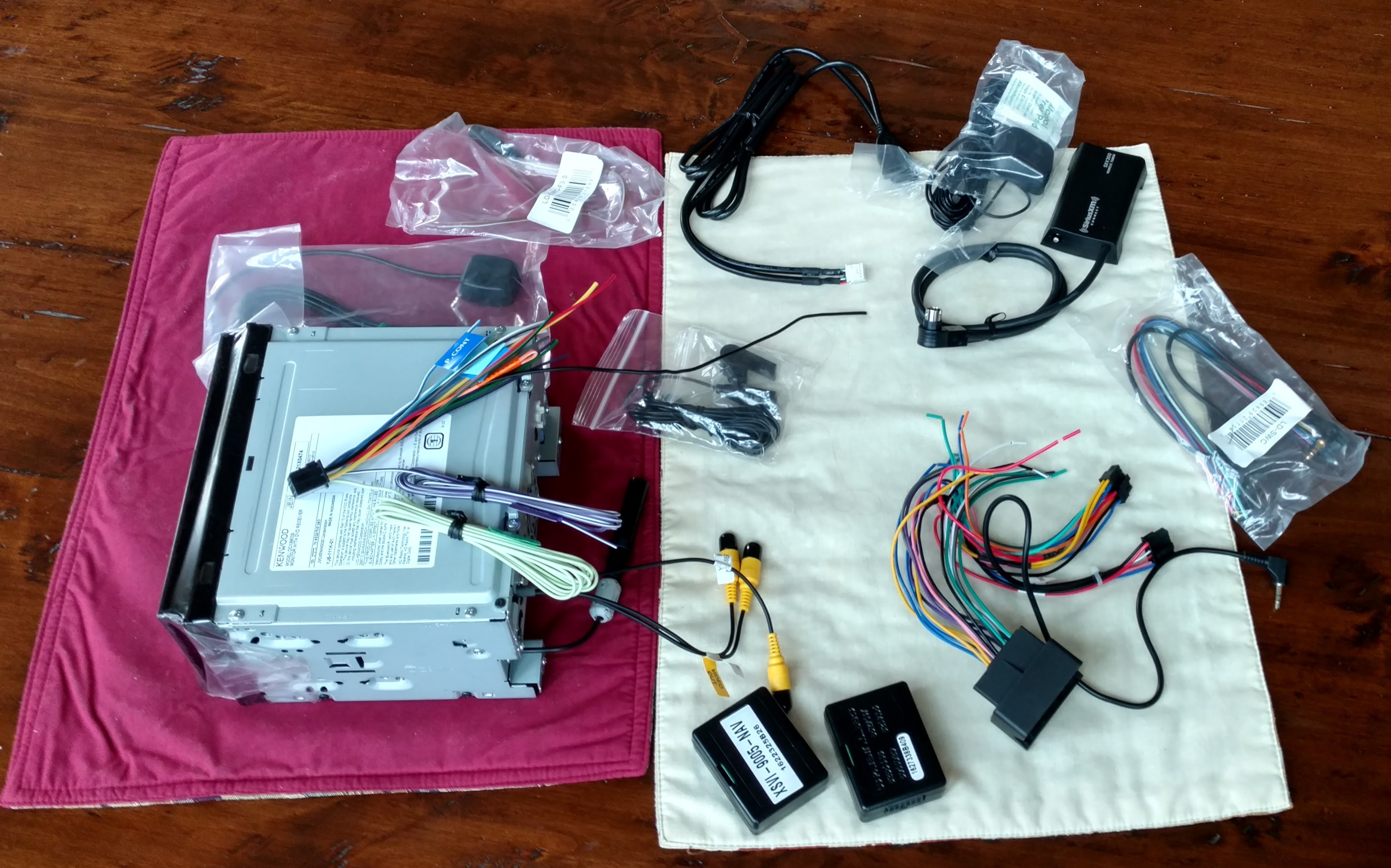 DIY Stereo upgrade and install in a Sprinter - RidingRoadsAndTrails